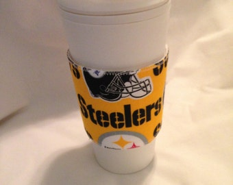"Pittsburgh ""Steelers"" Insulated Mug/Cup"