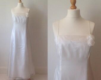 Plus size wedding dress etsy for Halloween wedding dresses plus size