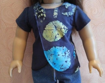 Wrap Shirt for 18 inch doll
