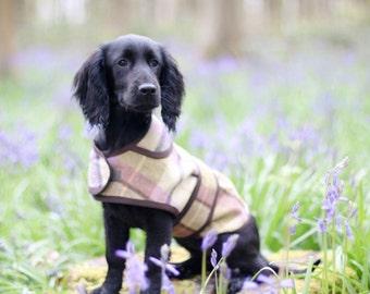 Hettie Jasper 100% Wool Puppy Dog Coat