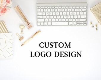 Custom logo design, One-of -a -kind logo design, logo design