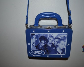 RARE Vintage NSync Lunch Box