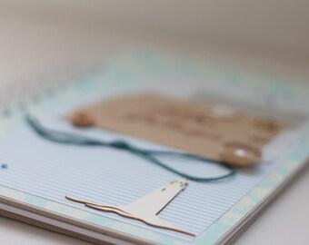 Notebook, Sketchbook, Scrapbook