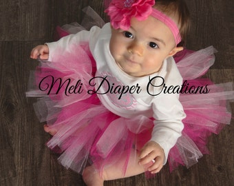 Tutu, birthday Tutu, baby girl outfit, princess tutu