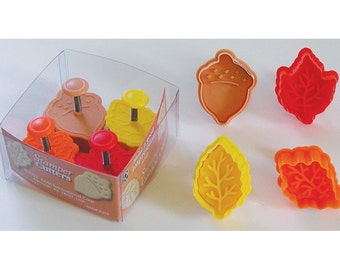 "PLUNGER CUTTER SET ""Autumn Leaves"""