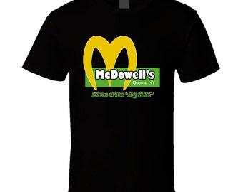 Coming To America Mcdowells T Shirt