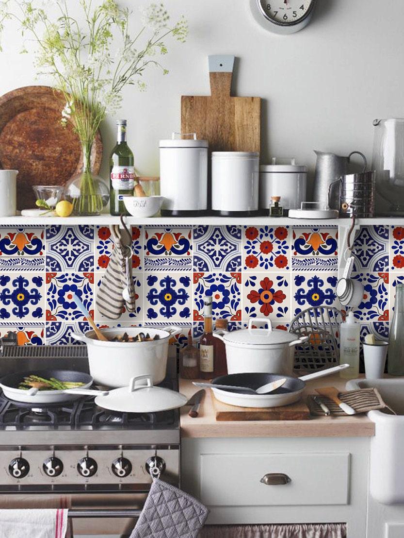 Cuisine & salle de bain turc byzantine vinyl par quadrostyle