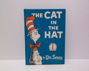 The Cat In The Hat by Dr. Seuss, c1957
