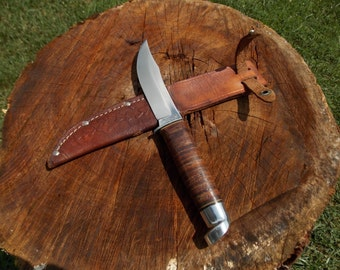 West Cut hunting knife