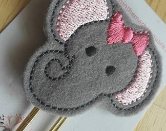 Elephant Paper Clip