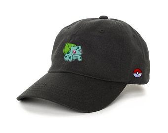 Bulbasaur   Pokemon Go Dad Hat