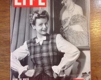 LIFE Magazine November 16, 1942