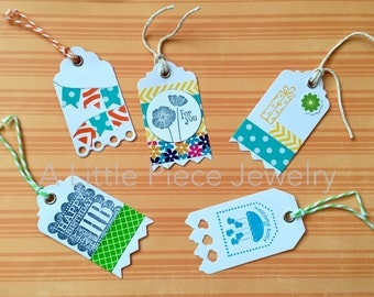 Multiple Occasions Gift Tags Set 1