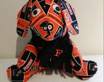 Philadelphia Flyers Stuffed Puppy