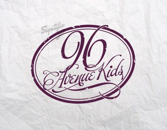 Vintage Logo, Rubber Stamp Logo, Label Design, Business ...