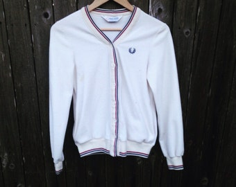 Vintage Fred Perry Velure Jump Suit