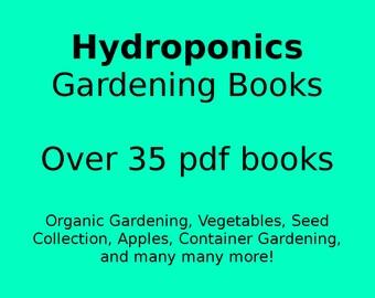 35+ Books on Hydroponics Growing on DVD PDF