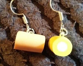 Handmade Dolly Mixtures pair of earrings