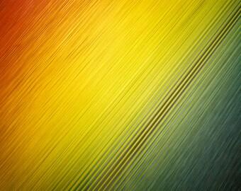 Colorful Rainbow Art Photo   Fine Art Photograph