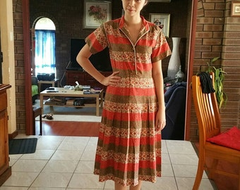 VINTAGE dress *LIBERTY fabric from HILDEBRAND