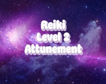 Usui Reiki Level 2 Attunement (LA area only)