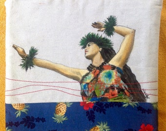 Ipad sleeve 'hula'