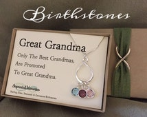 Unique great grandma gift related items etsy for What to get grandma for her birthday