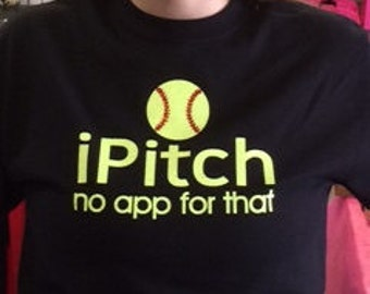 2 choices: iPitch or iCatch no app for that tee
