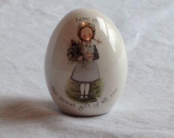 Holly Hobbie Egg