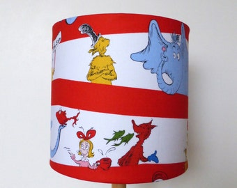 "Shop ""dr seuss fabric"" in Home & Living"