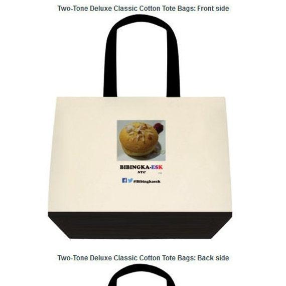 Bibingka-esk Tote Bag