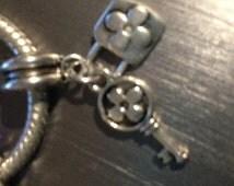 European Charm Key Lock for all European Charm Bracelets