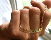 GOLD FEMINIST BRACELET // Feminist Gifts // Feminism // Misandry // Misandry Designs // Queer Feminism // Anarcho-Feminism // Revolution