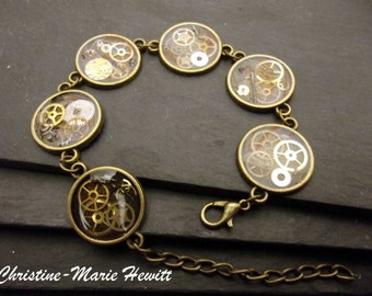 Alternative / Steampunk Bracelet