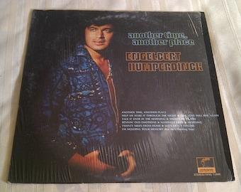 Engelbert Humperdink 'Another Time Another Place' Vinyl Record Album
