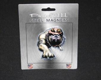 Magnet USMC Bulldog