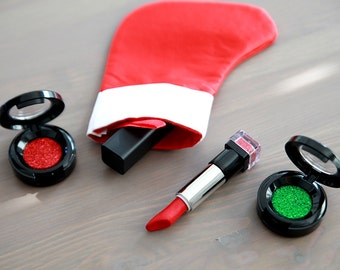 Pretend Makeup Stocking Set  SALE! - Little Girl Christmas Gift - Stocking Stuffer - Toddler Gift - Christmas Toy - Preschool - Toddler Toy
