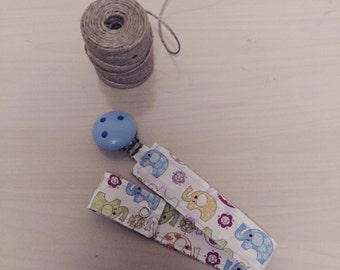 Pacifier Clips (Pacifier with clip)