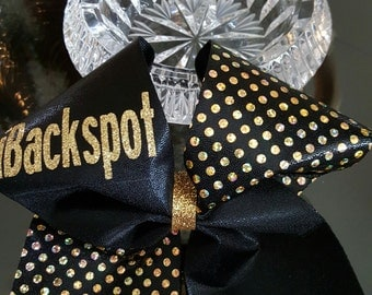 BACKSPOT CHEER BOW