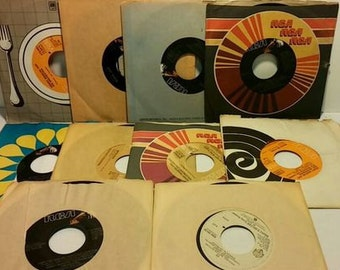 Henry Mancini 45 rpm Record Collection (10 records)