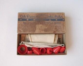 Bakery Decor Vintage Kitchen 1950s Tools