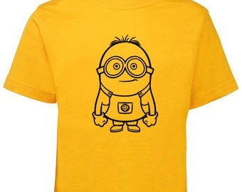 Minion Kids T-Shirt