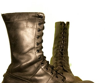 1950s Corcoran Jump Boots