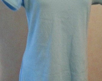 Long T shirt. T shirt dress. Custom T shirt