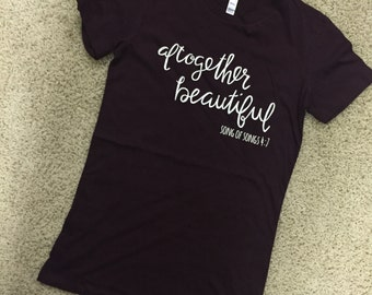 Altogether Beautiful Tee