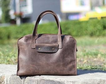 Leather tote bag - Handmade leather bag - Tote bag - Large leather bag - Women leather bag - leather handbags - Shoulder Bag - Handbag