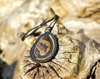 Stromatolite talisman
