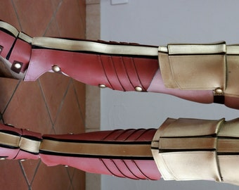 Wonder Woman Dawn Of Justice Shoes Cosplay