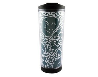 Enchanted forest shadow mug