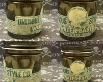 Ominous Style Co. - Water Based Pomade